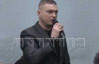 В Автозаводском районе прошли общественные обсуждения по поводу строительства нового храма