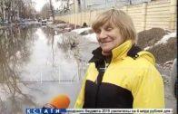 Водоплавающий сезон открыт — десятки улиц в Нижнем Новгороде оказались затоплены
