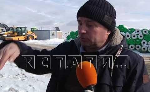 Жертва «Белого моря» — бульдозер с водителем утонули в болоте химических отходов