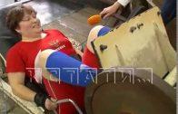 Жительница Балахны после года занятий в спортзале стала чемпионкой мира по пауэрлифтингу