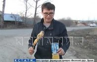 Болота и озера наполненные соляркой, появились в Богородском районе