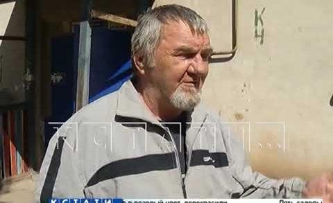 Двухэтажный дом в считанные минуты сгорел в Балахне