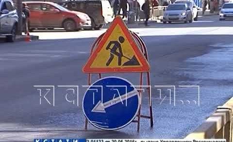 Генеральная уборка на улицах Нижнего Новгорода