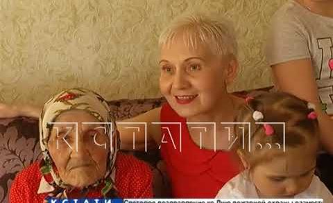 Пенсионер непреклонного возраста — самый энергичный столетний юбилей отметили в Сеченовском районе