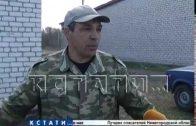 5 жилых домов сгорели в Сергачском районе из-за пала травы.