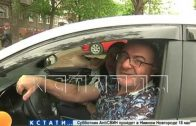 Борьбу с авто-хамами на газонах начали сотрудники АТИ