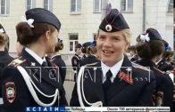 Генеральная репетиция парада Победы прошла сегодня на площади Минина