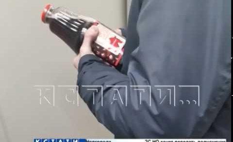 «Гранатовый маньяк» строго по расписанию громит автомобили бутылками из под гранатового сока