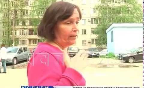 Кирпичная стена обрушилась на 10-летних школьников в Ленинском районе.