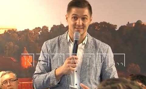 Мэр города Владимир Панов провел встречу с предпринимателями