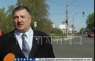 На Казанском шоссе стало больше зеленого