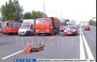 Невнимательность пешехода плюс невнимательность водителя стали причиной трагедии