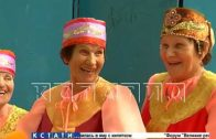 Соседи микрорайона Кузнечиха объединились на общедворовом празднике