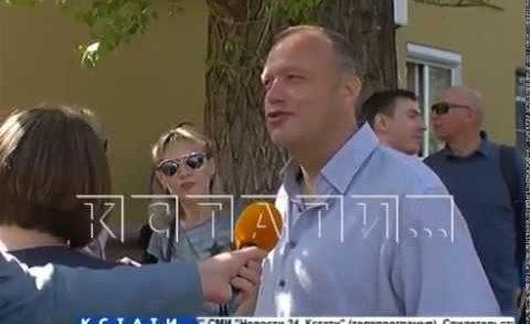 Весенняя волна массовых эвакуаций захлестнула Нижний Новгород