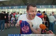 Нижний Новгород снова пережил большой футбольный праздник