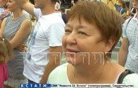 Отсчет до 800-летия Нижнего Новгорода запустили на дне России
