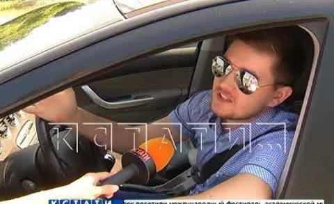 Водители против пассажиров — ровно неделю проспект Гагарина живет по новым правилам