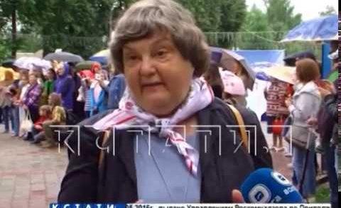 Фестиваль французских песен и танцев прошел в Сормовском районе