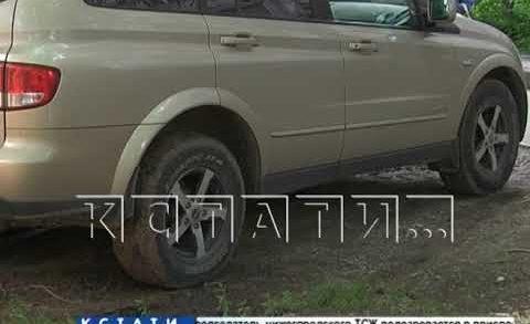 Фото-охоту нарушителей правил парковки провели в Приокском районе