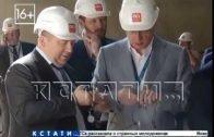 Губернатор области подписал соглашение о взаимодействии с президентом ОСК