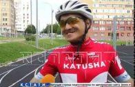Сотни км на велосипеде и десятки раундов в ринге — мужчина страдающий ДЦП ставит спортивные рекорды