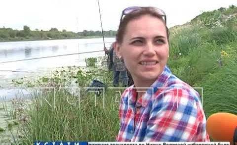 Лучшую рыбачку страны определят в Нижнем Новгороде
