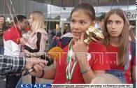 Нижегородские спортсмены стали победителями детской Олимпиады