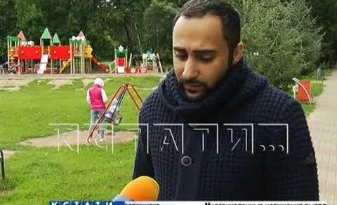 Парковый душитель — мужчина прямо средь бела дня в парке стал душить 6-летнего ребенка