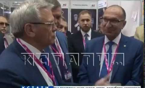 Сотни встреч и переговоров провела нижегородская делегация на форуме ИННОПРОМ