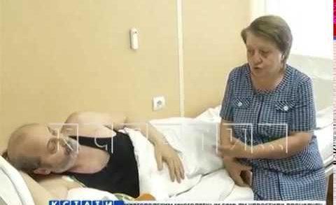 Умершего на улице мужчину, вернули к жизни врачи нижегородского кардиоцентра