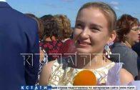 Умники и умницы Нижнего Новгорода получили золотые медали