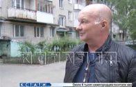 В центре Дзержинска косуля умерла от разрыва сердца