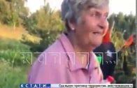 69-летнюю пенсионерку, заблудившуюся с болотах, спасли через двое суток