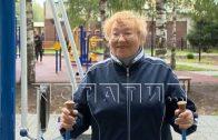 Центральный парк в селе Спасское готовится к открытию