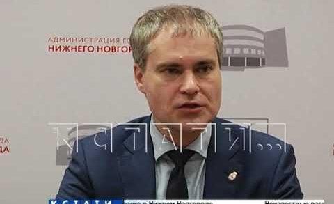 Мэр города Владимир Панов провел сегодня специальный брифинг, посвященный транспортной теме