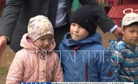 Новая школа и детский сад появятся в Шаранге