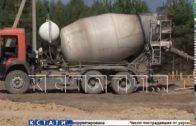 Новые очистные сооружения начали строить в Нижегородской области