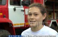 Слет школьных лесничеств прошел в Нижегородской области