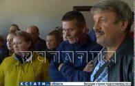 Транспортный переворот в Балахне — нижегородские водители не выпустили местных в рейс,заняв их место