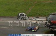 Лоб в лоб на Похвалинском съезде сошлись два автомобиля