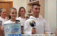 Нижегородские певцы голосом положили весь мир на лопатки