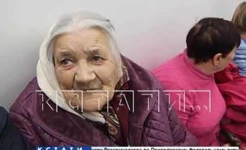 Почти 19.000 жителей Нижегородской области стали пациентами «поездов здоровья»