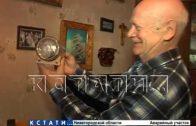 Полез в бутылку — уникальное хобби пенсионера в Канавинском районе