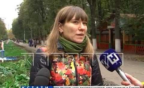 Каскад фонтанов открылся в Автозаводском парке
