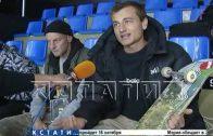 Лучшие скейтбордисты Европы готовятся к Чемпионату в ФОКе «Мещерский»