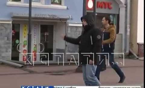 Продавцы, которых силой выгнали с площади Горького, переехали шуметь на Покровку