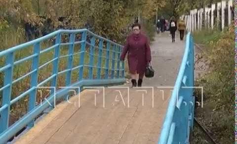 Реконструкция мостов через реку Левинка идет в Нижнем Новгороде