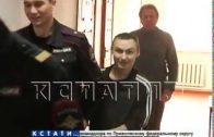 Убийца таксиста в наручниках напал на съемочную группу