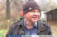В Автозаводском районе снесли старые сараи