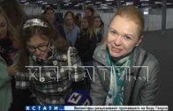 Волонтеры будут помогать гостям форума «Россия — спортивная держава»